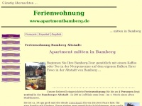 Apartmentbamberg.de
