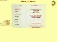 yharoks-abenteuer.de Webseite Vorschau