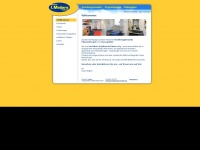 physiotherapie-meijers.de Webseite Vorschau