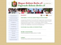 magyar-kolonia-berlin.de