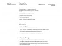 xyzeiler.de Webseite Vorschau