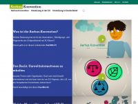 aarhus-konvention.de Thumbnail