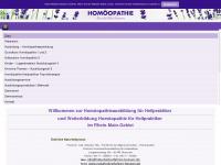 homoeopathie-ausbildungen.de