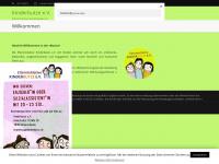 kinderbutze.de Webseite Vorschau