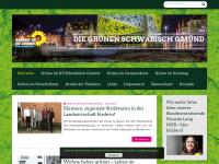 gruene-schwaebisch-gmuend.de