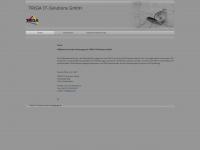 triga.de Webseite Vorschau