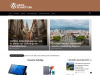 akiraschuettler.de Webseite Vorschau