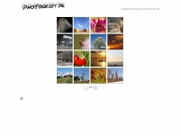photourist.de Webseite Vorschau
