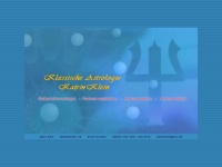 astrologin-katrin-klein.de Webseite Vorschau