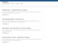 nurido.de Webseite Vorschau