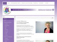 kita-nienburg.de Webseite Vorschau