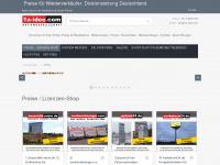 1a-idee.com Webseite Vorschau