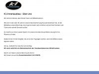 k1-innenausbau.de Webseite Vorschau