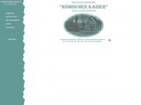 roemischerkaiser.de Webseite Vorschau