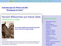 Pferdeosteopathie-heye.de