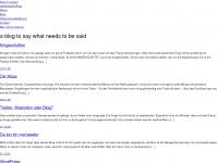 switchpack.org Webseite Vorschau