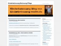 kinderbetreuung-suche.de Webseite Vorschau