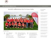 triforce-fulda.de Webseite Vorschau