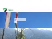 kirchbach.gv.at Webseite Vorschau