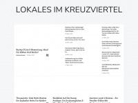 lokales-im-kreuzviertel.de Webseite Vorschau