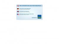 kissforkids.de Webseite Vorschau