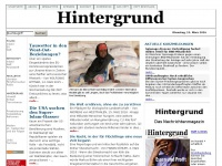 hintergrund.de