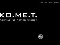 komet-agentur.de