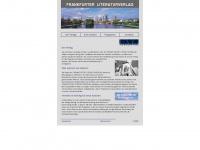 frankfurter-literaturverlag.de