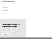 meine-geschenkidee.eu Webseite Vorschau