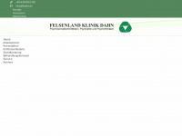 felsenlandklinik.com