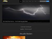 amazingrecordings.org Webseite Vorschau