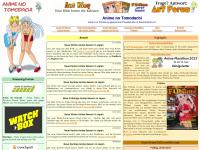 tomodachi.de Webseite Vorschau