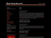 black-sheep-research.com