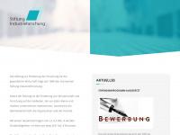 stiftung-industrieforschung.de