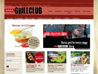 amagrillclub.at Webseite Vorschau