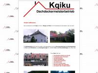 kqiku.de Webseite Vorschau