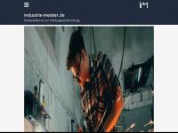 industrie-meister.de Webseite Vorschau