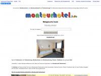 monteurhotel.info