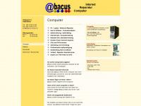 abacus-online.net Webseite Vorschau