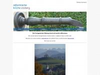 kirche-sitzberg.ch Webseite Vorschau