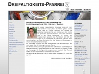 kirche-tann.ch Webseite Vorschau