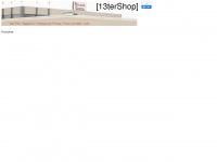 13tershop.de Webseite Vorschau
