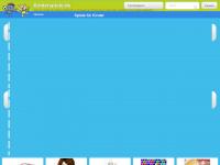 kinderspiele.de Webseite Vorschau