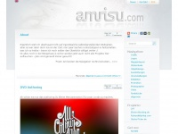 amrisu.com Webseite Vorschau