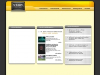 vega-showlaser.de Webseite Vorschau