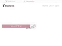 i2-industrieboden.de Webseite Vorschau