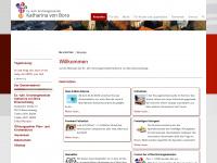 loew-jugend.de Webseite Vorschau