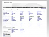 tcg.gigasite.de Webseite Vorschau