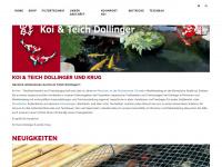koi-dollinger.de