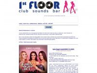 1stfloor-club.com Webseite Vorschau